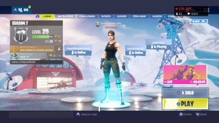 (Stream Snipe Me) | Fast Console Builder | 990+ | Fortnite LIVE PS4 | #FearChronic