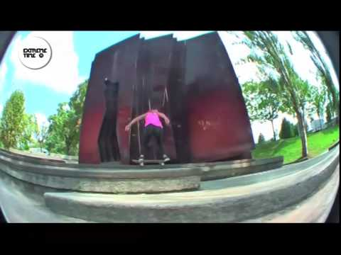 "Extreme Time TV Septiembre 21 – Bloque 2: Las leñas Snowboard  + Paula ""Mecu"" Videla Skate Femenino"