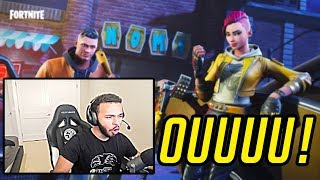 Hamlinz reacciona a la nueva piel Maverick & Shade (Cobra Crew Gear) (Fortnite Battle Royale)