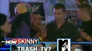 Snooki Jersey Shore Punched In The Face.m4v