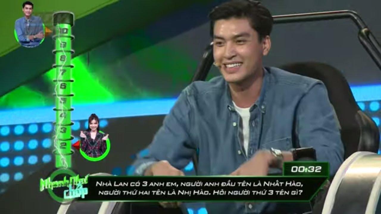 image Quang Đại thắng 20 triệu còn dư 32 giây | NHANH NHƯ CHỚP | NNC #18 MÙA 2 | 27/7/2019