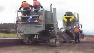 Concrete Slipforming, Bruce Hwy - A1 Highways Thumbnail