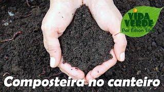 Uma maneira simples de fazer compostagem