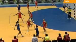 Женская сборная по гандболу триумфально завершила выступление на Кубке Турчина