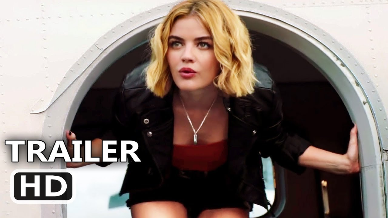 FANTASY ISLAND Trailer (2020) Lucy Hale Movie HD