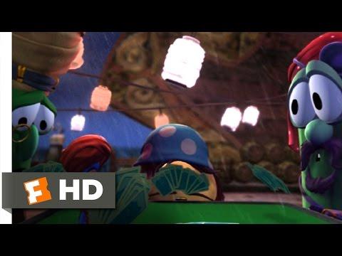 Jonah: A VeggieTales Movie 711 Movie   Go Fish 2002 HD