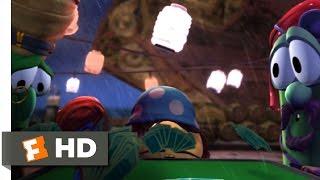 Jonah: A VeggieTales Movie (7/11) Movie CLIP - Go Fish (2002) HD