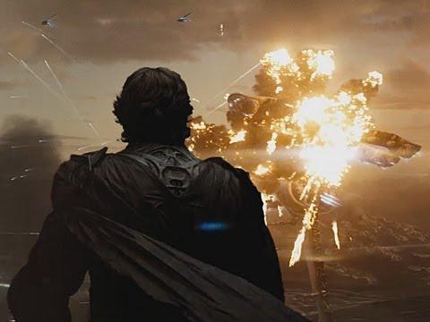 MAN OF STEEL | Trailer #3 german deutsch [HD]