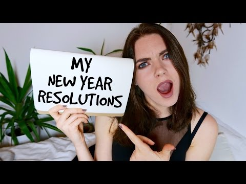 My New Year Resolutions & What Ive Learned in 2016 - Nika Erculj