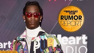 Young Thug Charged with 8 Felonies