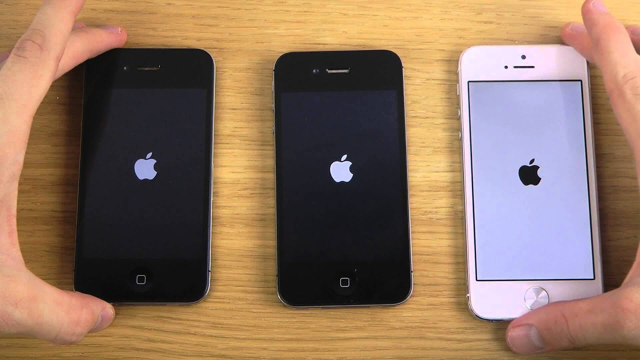 iPhone 5 iOS 7 Beta 6 vs. iPhone 4S iOS 7 Beta 6 vs ...Iphone 5 6 7