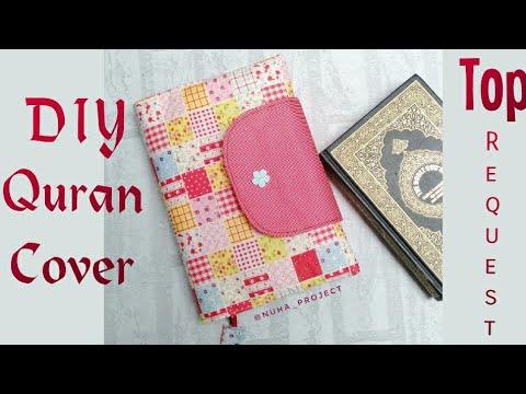 Tutorial Cover Quran/Book Cover
