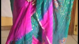 Pink Pure Georgette Saree with Blouse