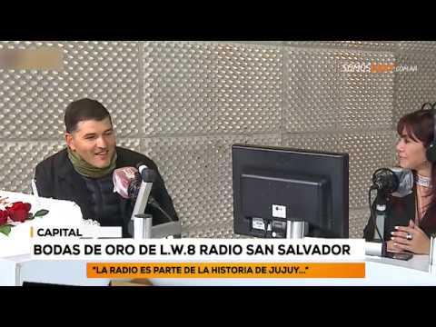 Bodas De Oro De L.W.8 Radio San Salvador | Somos Jujuy