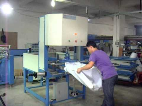 Cushion covering machine series(Sofa cushion bag filling machine)