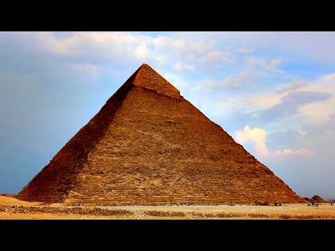 Thumbnail: How Were the Pyramids Built?