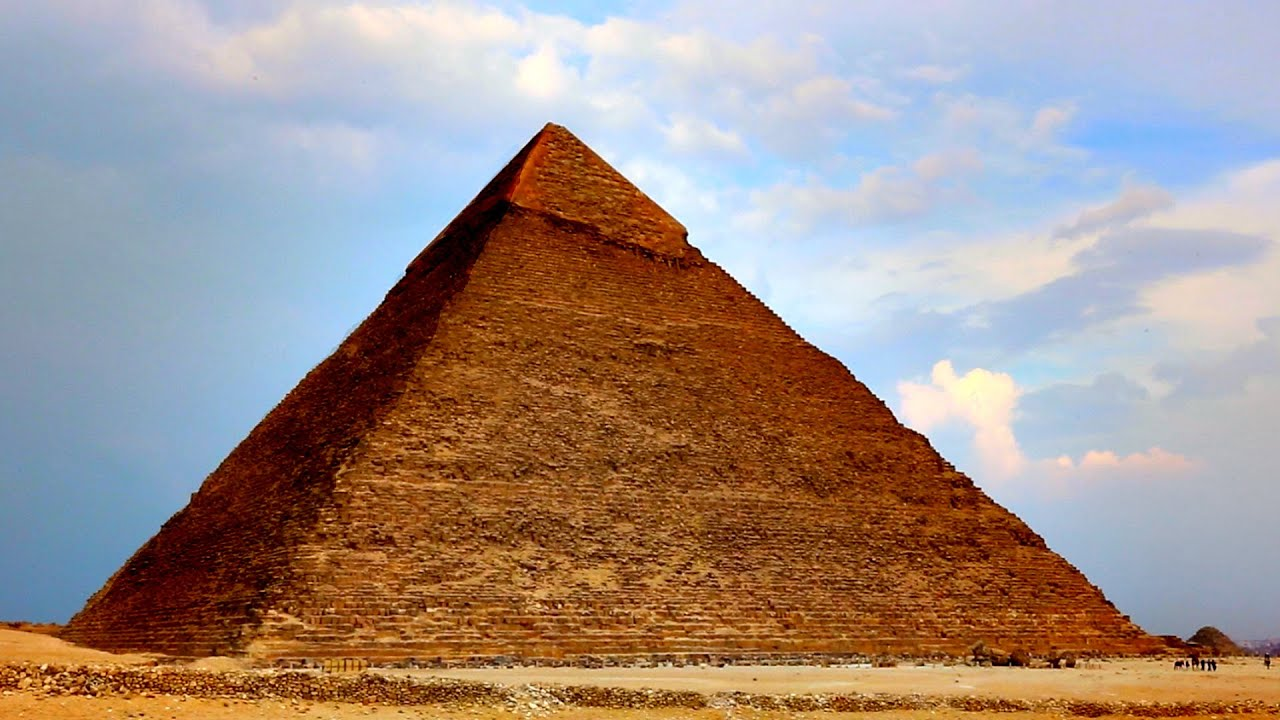 what are the pyramids of egypt
