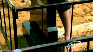 видео Памятники - изготовление и установка. Производство брусчатки и облцовочной плитки из гранита