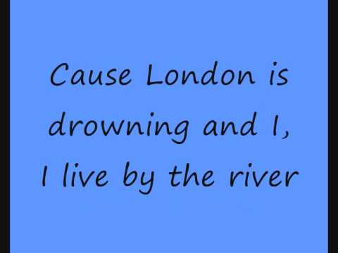 The Clash - London Calling + lyrics