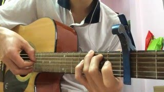 [Guitar] Hướng dẫn guitar intro Vì một người - Ưng Đại Vệ