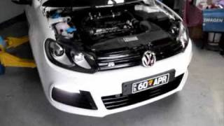 Golf R HARDING PERFORMANCE 420hp - initial start up