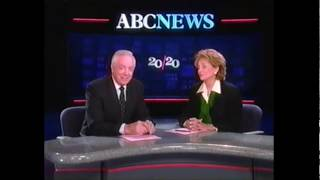 I& 39 m Barbara Walters and this is 2020