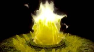 La Flamme Jaune de l'illumination