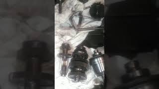 Avtomatik uzatish excavator avtopogruzchik Carraro bo'yicha ta'mirlash Volvo bl 71