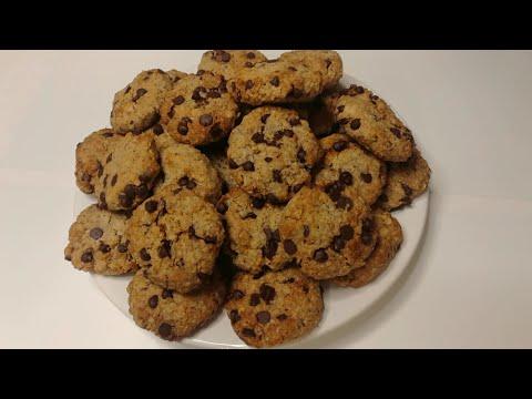 cookies-sans-sucre-succulent,-كوكيز-صحي-بدون-سكر-لذييييذ