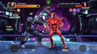 Marvel contest of champions voodoo vs maestro - alliance quest mini boss fight - new store deals