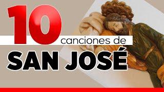 10 CANCIONES A SAN JOSÉ | Mariano Durán | MÚSICA CATÓLICA | [DISCO COMPLETO] Himno Año de San José