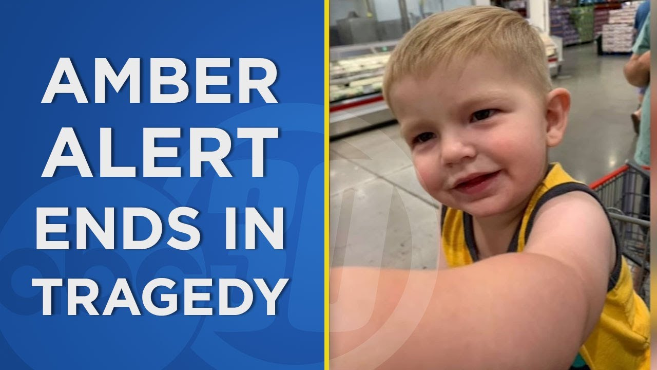 Statewide Amber Alert for 2-year-old Texas boy cancelled after body ...