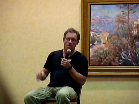 Fred Lehne - EyeCon 2008 2