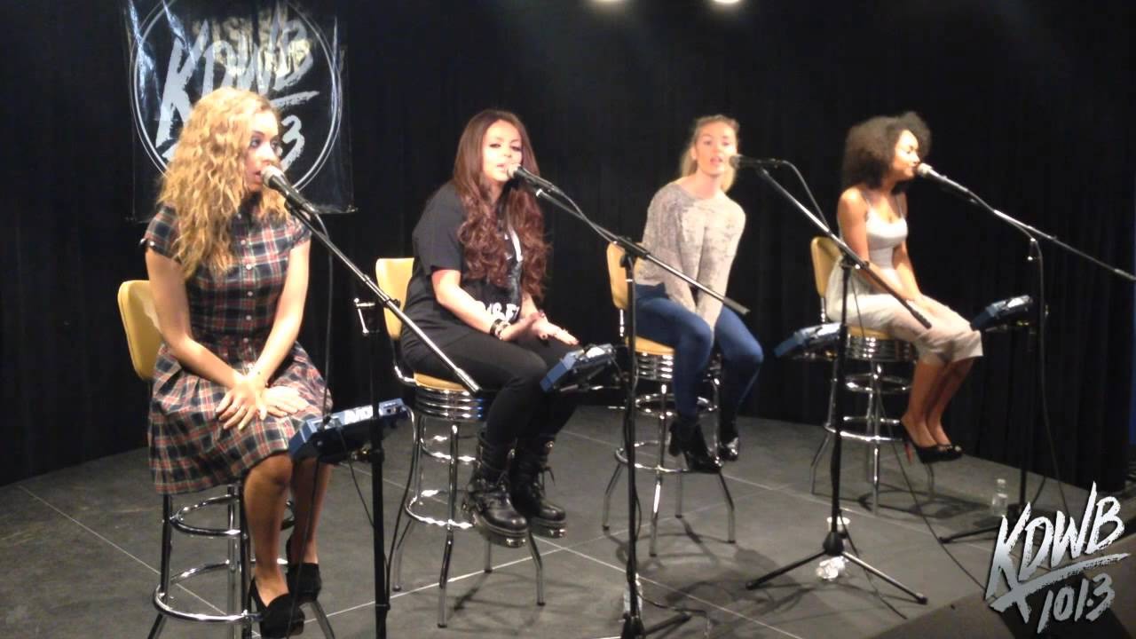 Attractive Sky Room Live Part - 10: Little Mix U0027Moveu0027 Live In The KDWB Skyroom - YouTube