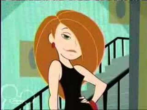 My first Kim possible Music Video Could it be