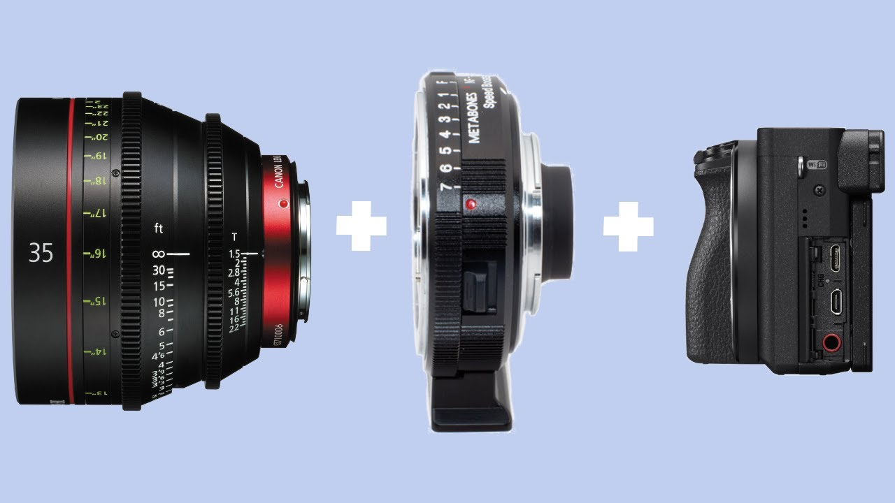 What is the Metabones Speed Booster  YouTube