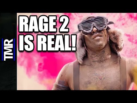 Rage 2 Revealed | Gaming Podcast