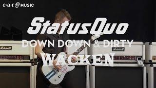 Смотреть клип Status Quo - Caroline