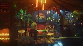 The Last Night Reveal Trailer (4K) - E3 2017: Microsoft Conference
