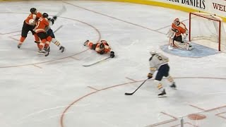 Gotta See It: Konecny lays out Reinhart with questionable hit