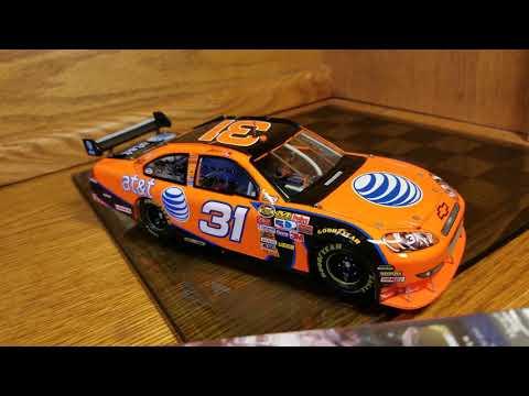 NASCAR Diecast Review: 2007 Jeff Burton AT&T Elite