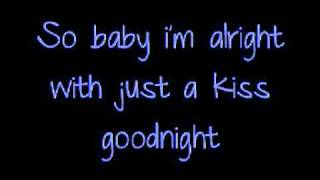lady antebellum just a kiss lyrics