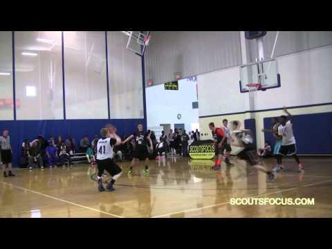 Team9 41 Bret Gittleson 6'0 150 Ashton Franklin Center High School IL 2015