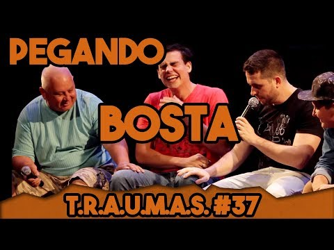 T.R.A.U.M.A.S. #37 - PEGANDO BOSTA NA PRAIA