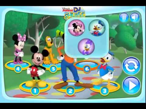 Disney Junior Games - Free online games on Keygames.com!