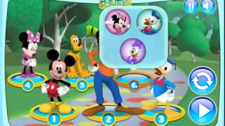 Disney Junior Jamboree - Mickey Mouse Clubhouse Games - Mickey, Goofy, Donald Duck and more!