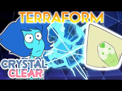 WHAT DID LAPIS TERRAFORM? [Steven Universe Theory] Crystal Clear Ep. 97