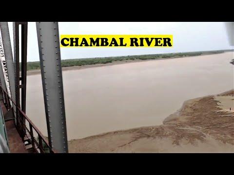 Udaipur Khajuraho Express Jumps Chambal River Bridge
