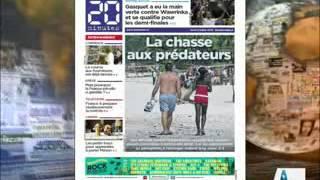REVUE INTER FRANCAISE   DU  09  07  2015