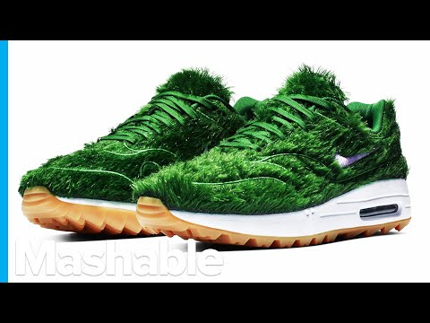 Melissa Forman in the Morning - Nike GRASS shoes!! OMG!